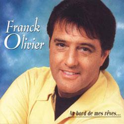 Album Au bord de mes rêves de Franck Olivier
